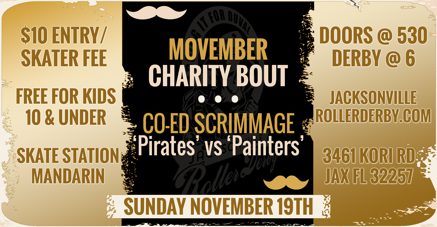 Movember Charity Bout 2017