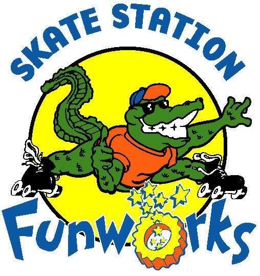 Skate Station Funworks Logo