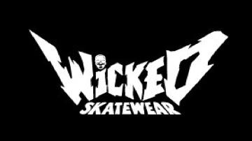 Wicked Skatewear Logo